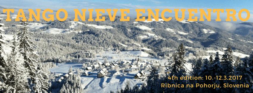 Tango Nieve Encuentro 10.-12.3.2017