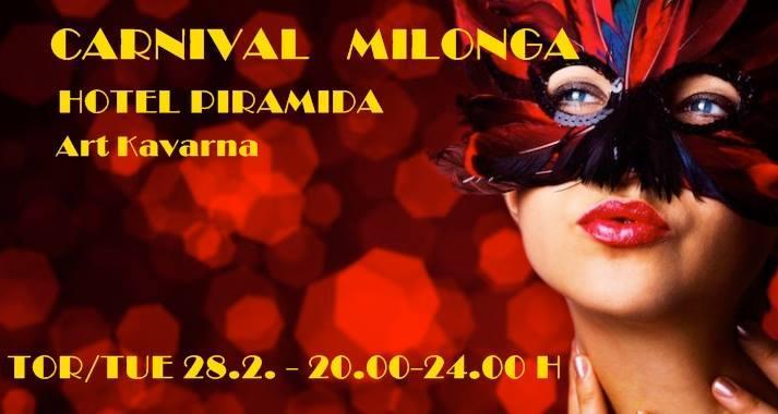 Carnival Milonga Tipica