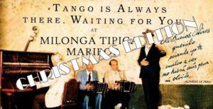 MILONGA TIPICA MARIBOR – CHRISTMAS EDITION